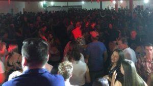 Imagem destaque evento Baile com Sorriso Lindo e Grupo Pataço em Alto Rio Kraul - Witmarsum
